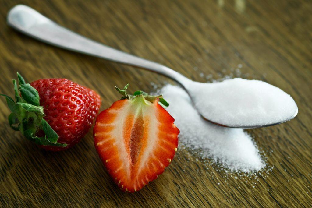 Zucchero bianco contro zucchero di canna